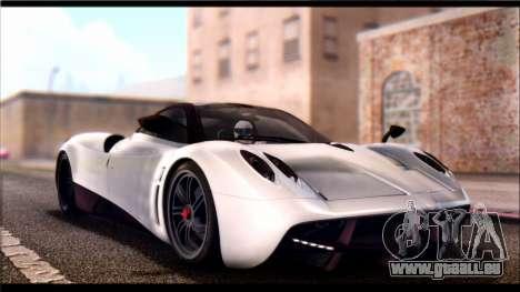 Simple ENB für GTA San Andreas dritten Screenshot