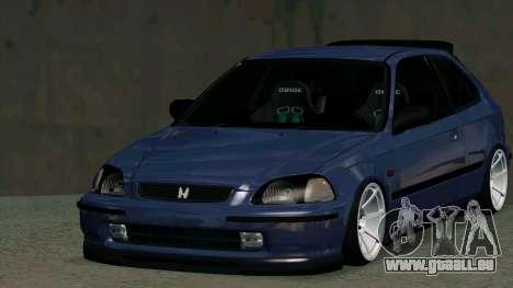 Honda Civic EK9 pour GTA San Andreas