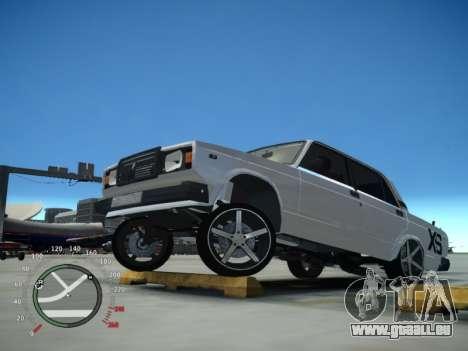 VAZ 2107 Aze für GTA 4