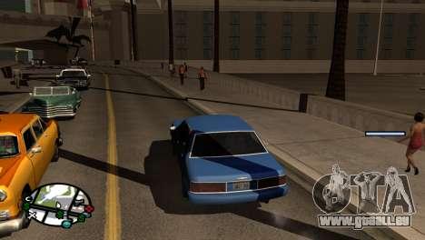 Nouvelles de l'ombre sans perdre de FPS pour GTA San Andreas deuxième écran