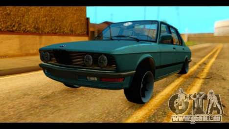 BMW 535is pour GTA San Andreas
