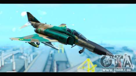 McDonnell Douglas F-4 IRIAF pour GTA San Andreas