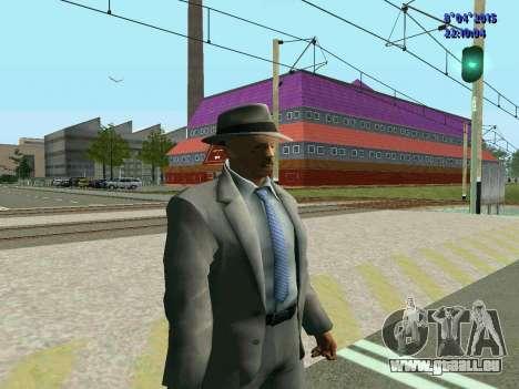 Chruschtschow, Nikita Sergejewitsch für GTA San Andreas dritten Screenshot