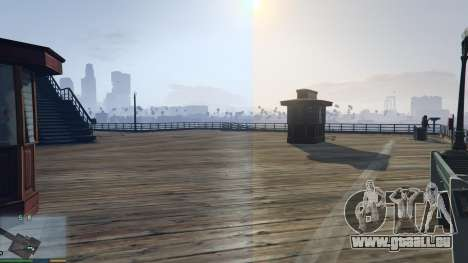 Natural Tones and Lighting (Custom ReShade) für GTA 5