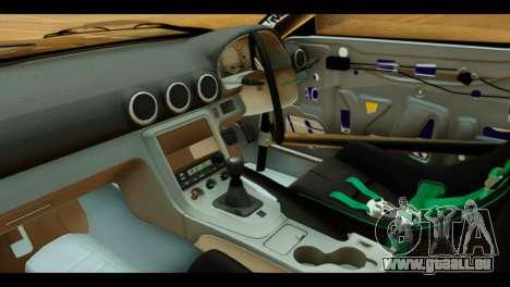 Nissan Silvia S15 für GTA San Andreas rechten Ansicht