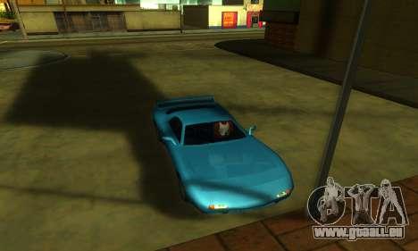 ENB 1.5 & Wonder Timecyc pour GTA San Andreas troisième écran
