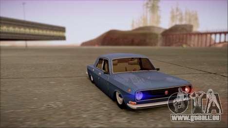 Reflective ENBSeries v2.0 pour GTA San Andreas cinquième écran