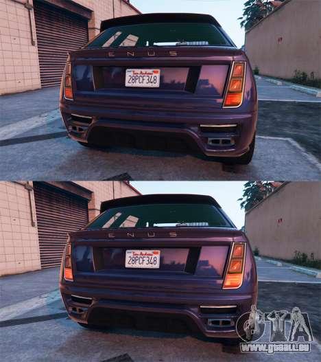 GTA 5 La conduite troisième capture d'écran