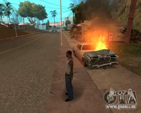 Good Effects v1.1 pour GTA San Andreas dixième écran