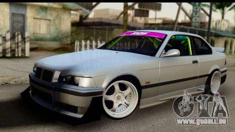 BMW E36 Drift pour GTA San Andreas