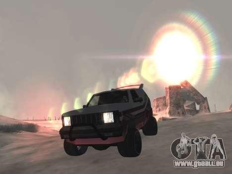 Belle Finale ColorMod pour GTA San Andreas septième écran
