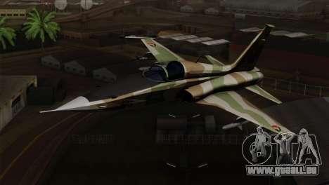 Northrop F-5 Estovakian Air Force pour GTA San Andreas