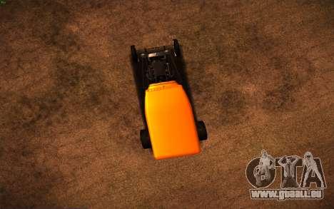 Ford Model A Hot-Rod für GTA San Andreas rechten Ansicht