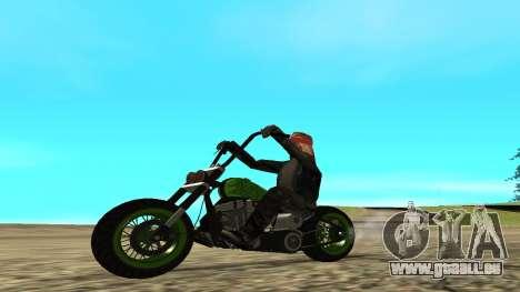 Zombie pour GTA San Andreas