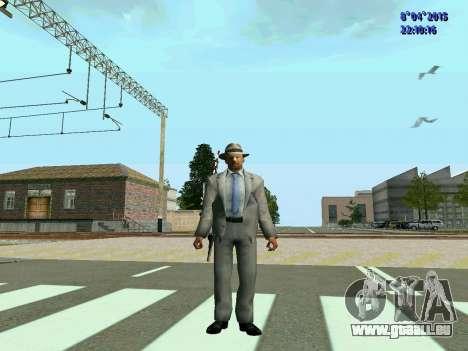 Khrouchtchev Nikita Sergueïevitch pour GTA San Andreas cinquième écran
