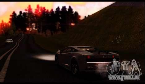 ENB J.F ProjeT 3.0 für GTA San Andreas sechsten Screenshot