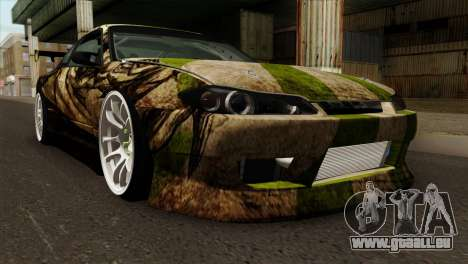 Nissan Silvia S15 Hunter pour GTA San Andreas