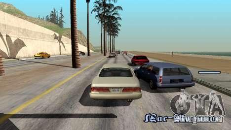 Neue Schatten ohne FPS für GTA San Andreas