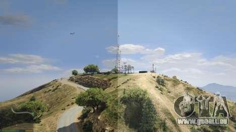 GTA 5 Reshade & SweetFX dritten Screenshot