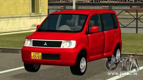 Mitsubishi eK Wagon pour GTA San Andreas