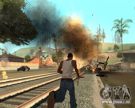 Good Effects v1.1 pour GTA San Andreas septième écran