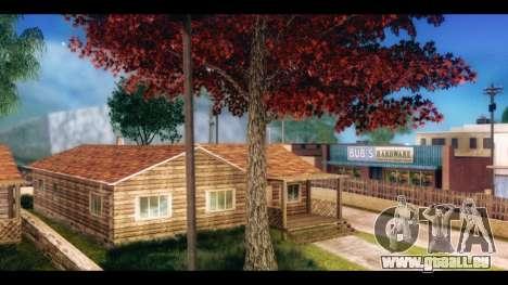 ENB v4 pour GTA San Andreas cinquième écran