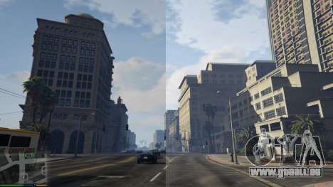 GTA 5 Reshade & SweetFX vierten Screenshot