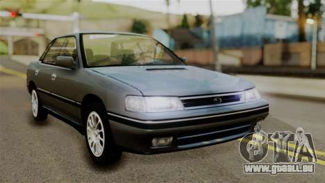 Subaru Legacy RS 1990 pour GTA San Andreas