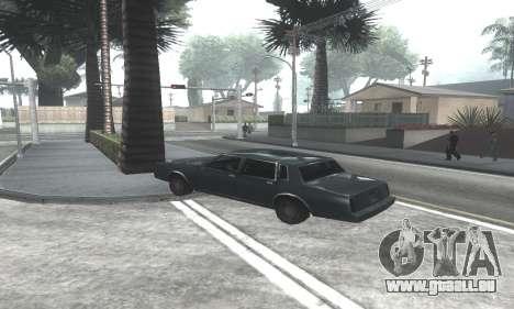 Beautiful ENB + Colormod 1.3 für GTA San Andreas sechsten Screenshot