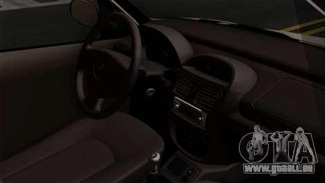 Renault Clio Mio 5P für GTA San Andreas rechten Ansicht
