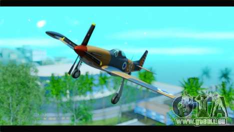 F-51D Israeli Air Force pour GTA San Andreas