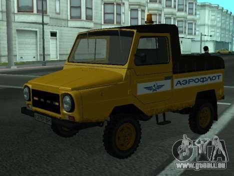 LuAZ-2403 Aeroflot pour GTA San Andreas