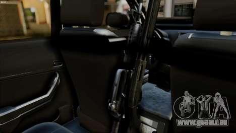 Toyota Hilux SW4 2014 ROTA pour GTA San Andreas vue de droite