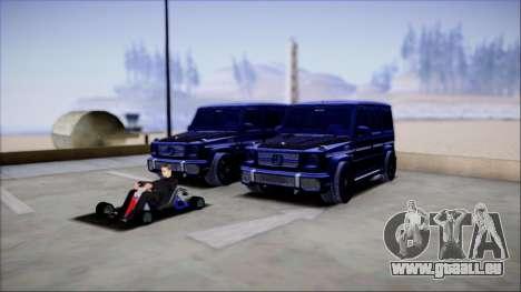 Reflective ENBSeries v2.0 pour GTA San Andreas sixième écran