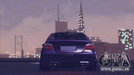 Real Live ENB pour GTA San Andreas deuxième écran