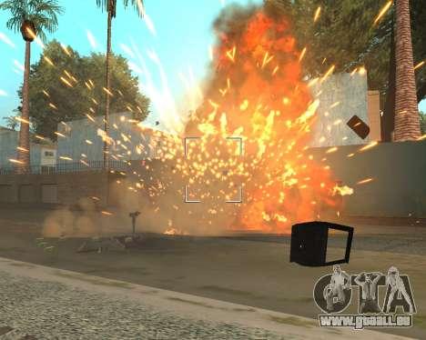 Good Effects v1.1 pour GTA San Andreas sixième écran
