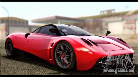 Simple ENB für GTA San Andreas zweiten Screenshot