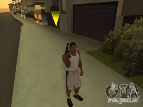 Große russische Waffen für GTA San Andreas zweiten Screenshot