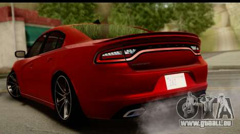 Dodge Charger RT 2015 für GTA San Andreas linke Ansicht