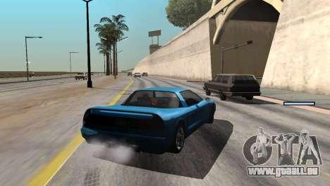 Nouvelles de l'ombre sans perdre de FPS pour GTA San Andreas