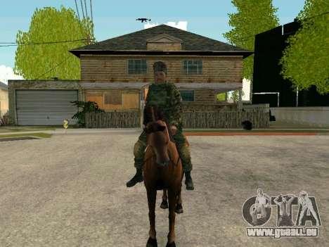 Kuban-Kosaken - für GTA San Andreas her Screenshot