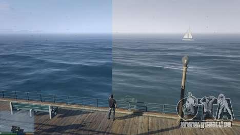 Natural Tones and Lighting (Custom ReShade) pour GTA 5