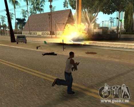Good Effects v1.1 pour GTA San Andreas neuvième écran