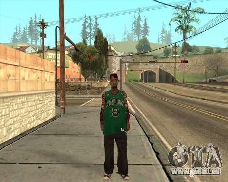 Grove HD pour GTA San Andreas