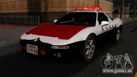 Honda NSX Police Car pour GTA San Andreas