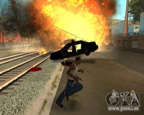 Good Effects v1.1 pour GTA San Andreas huitième écran