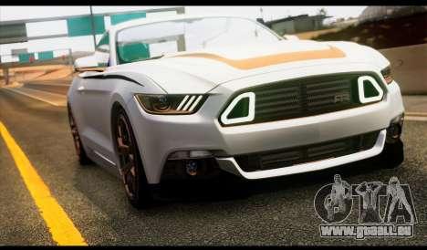 ENB Pavanjit v4 pour GTA San Andreas troisième écran
