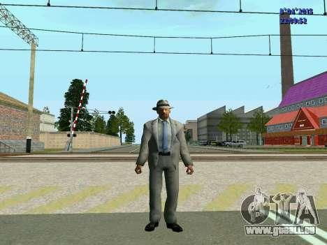 Khrouchtchev Nikita Sergueïevitch pour GTA San Andreas deuxième écran