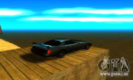ENB 1.5 & Wonder Timecyc pour GTA San Andreas quatrième écran