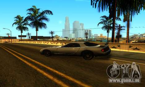 ENB 1.5 & Wonder Timecyc pour GTA San Andreas deuxième écran